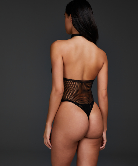 Private Bodysuit, Schwarz