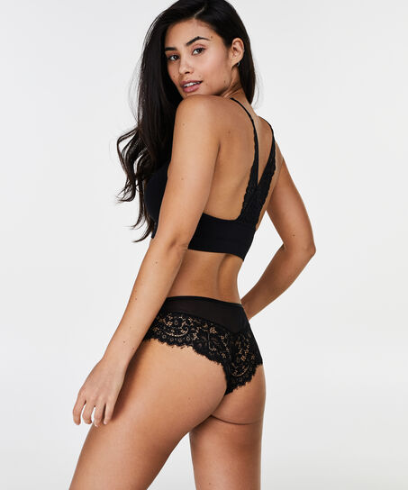 Brazilian Lana, Schwarz