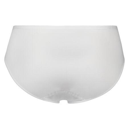 Superslip-Rio Bikini baumwolle, Weiß
