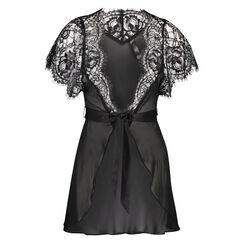 Kimono Chiffon, Schwarz