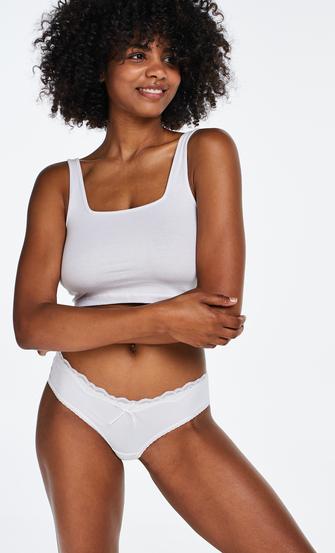 Brazilian micro, Weiß