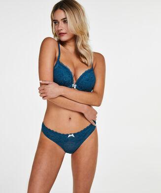 String Maya, Blau