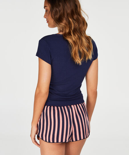 Shorts Woven, Rose