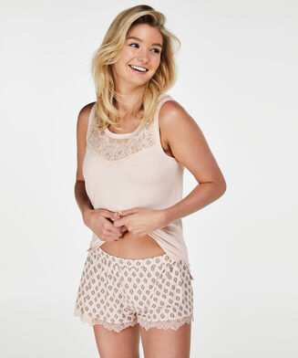 Shorts Jersey, Rose