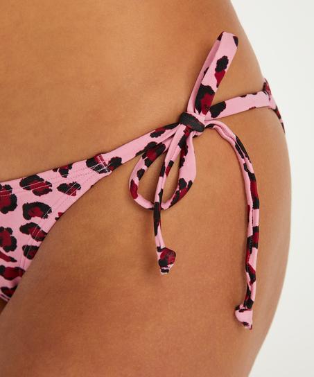Rio Bikini-Slip Mirage, Rose