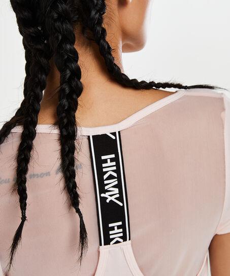 HKMX Sportshirt Mesh, Rose