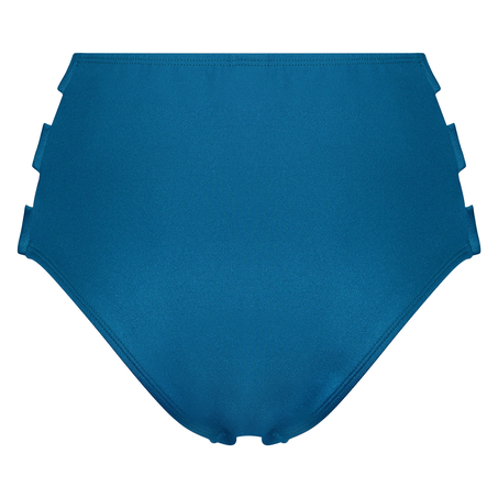 Hoher Bikinislip Sunset Dream, Blau