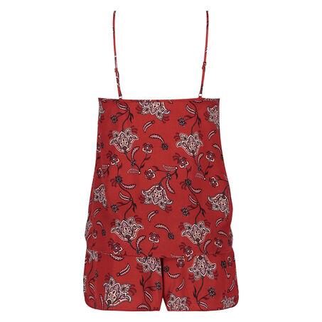 Shorts Woven, Rot