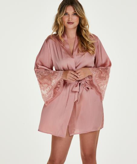 Kimono Satin, Rosa