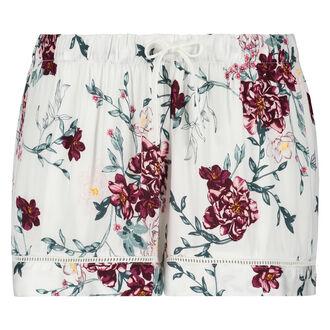 Shorts Woven, Weiß