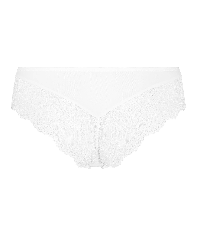 Brazilian-Shorts Valencia, Weiß, main