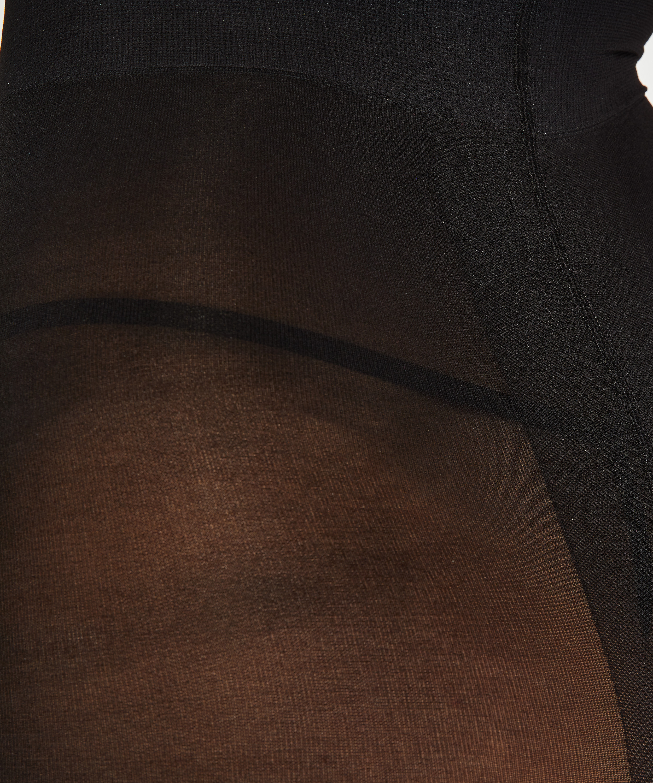 Panty 40 Denier Compression, Schwarz, main