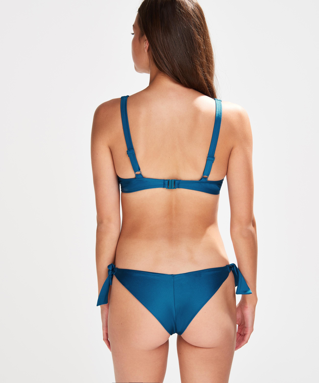 Brazilian-Bikinislip Sunset Dream, Blau, main