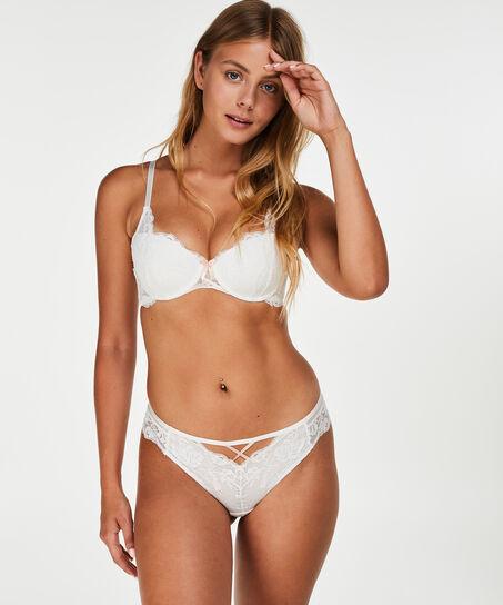 Brazilian Christina, Weiß