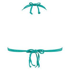 Triangel-Bikinitop Aurora, Blau