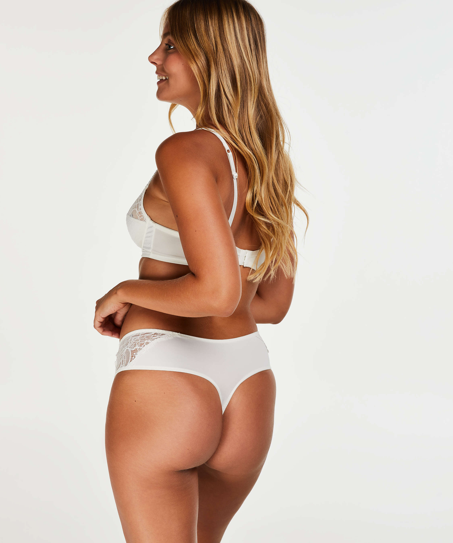 Boxerstring Sophie, Weiß, main