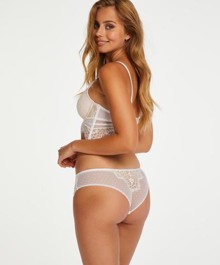 Brazilian Marilee, Weiß