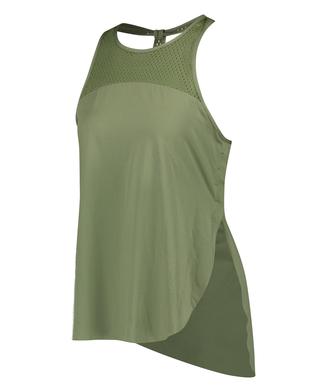 HKMX Tank Top Loose Fit, grün
