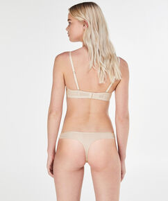 String Angie Nude, Rose