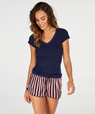 Shorts Woven, Rose