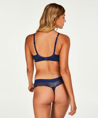 Boxerstring Sophie, Blau