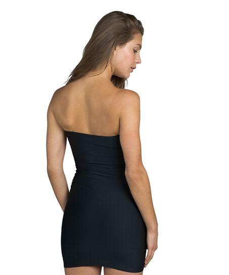 Figur control lightweight dress Soft strapless, Schwarz