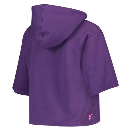HKMX-Sweater, Lila