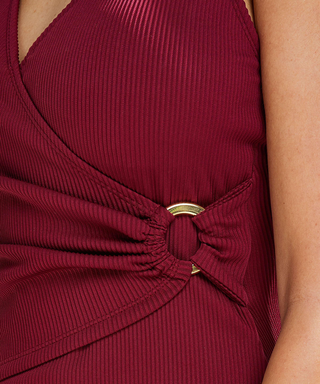 Tankini Golden Rings, Rot, main