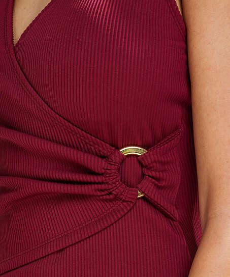 Tankini Golden Rings, Rot