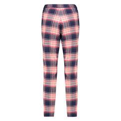 Pyjamahose Check, Blau