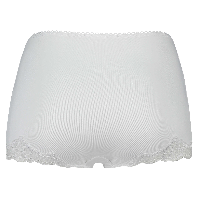 Maxi Slip Rio Secret Lace, Weiß, main