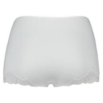 Boxer Secret Lace, Weiß