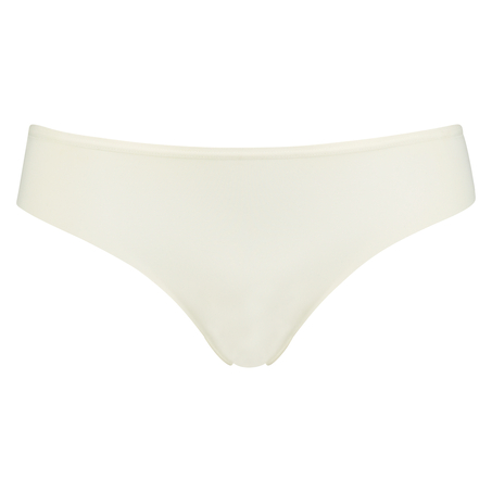 Invisible Brazilian Lace Back, Weiß