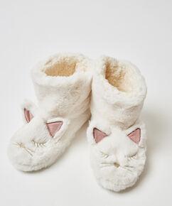 Schlappen Fox, Weiß