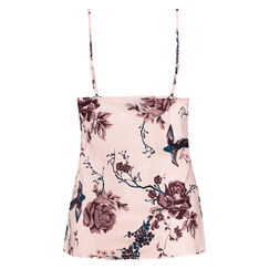 Cami Satin, Rose