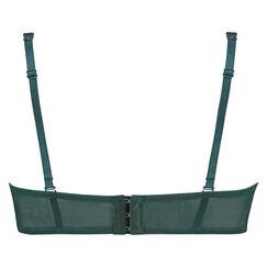 Vorgeformter Bügel-BH Maya, strapless, grün