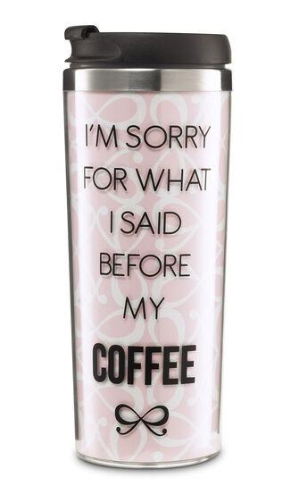 Kaffeebecher, Rose
