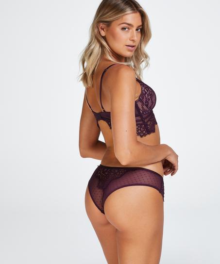 Brazilian Marilee, Lila