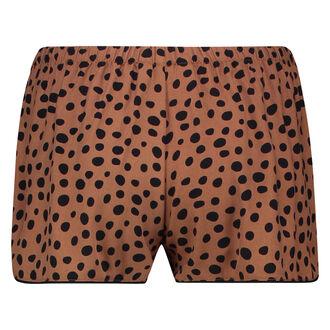 Pyjamas Shorts, Braun