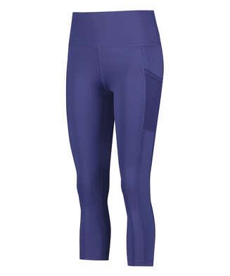 HKMX Oh My Squat High Waisted Capri , Blau