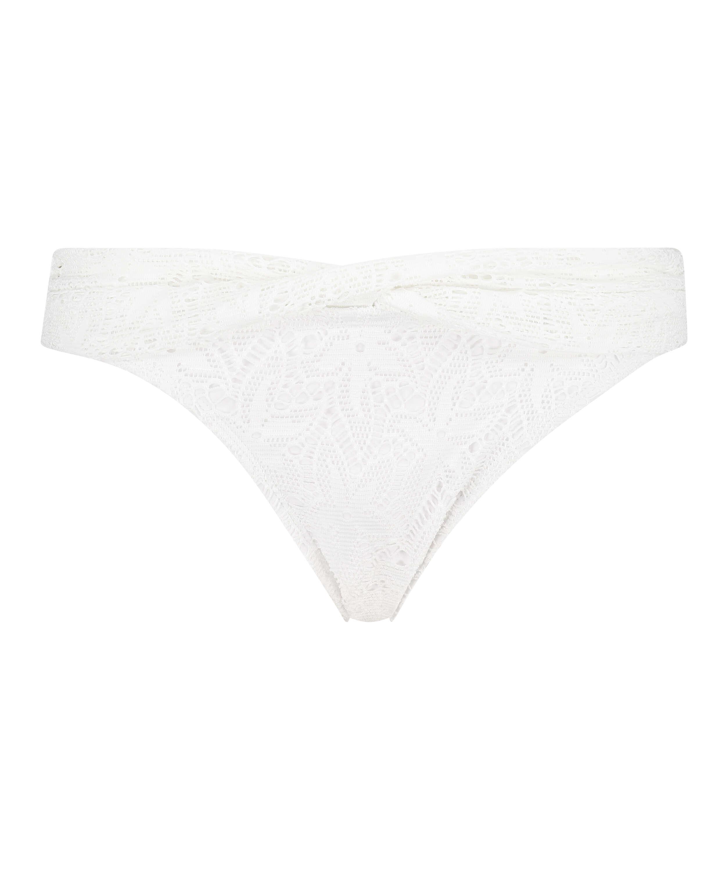 Rio Bikinihose Etta Crochet , Weiß, main