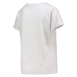 HKMX Kurzarm-Sportshirt, Weiß