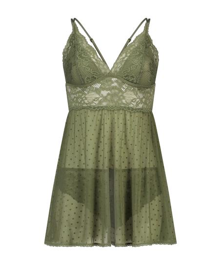 Babydoll Beatriz, grün