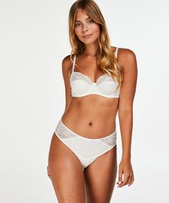 Nicht-vorgeformter Bügel-BH Sophie, Weiß