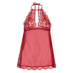 Babydoll Lace, Rot