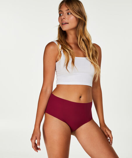Invisible High-waist Brazilian, Lila
