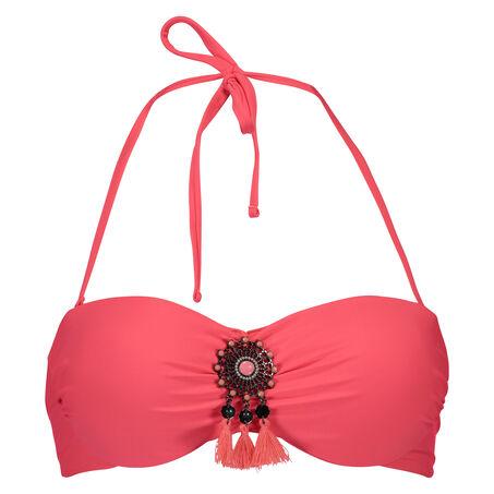 Push-up-Bikinitop Arabian nights, Rose