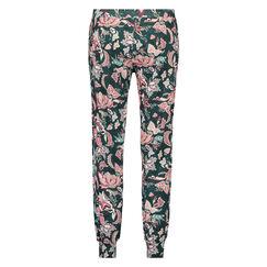 Pyjamahose Loose fit, grün
