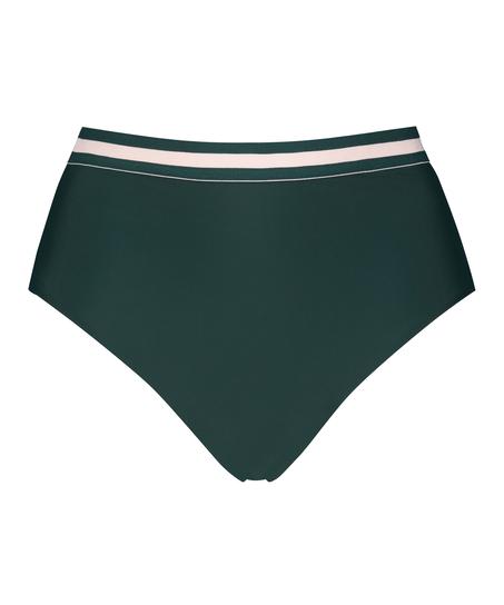 Hoher frecher Bikini-Slip Pinewood, grün