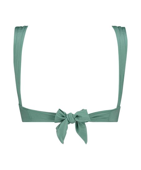 Triangel-Bikini-Oberteil SoCal, grün